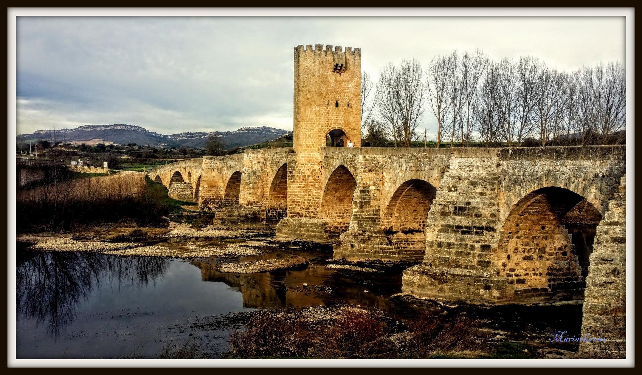 Frias-Puente849 Frias. El pueblo más pequeño de España. Rutas