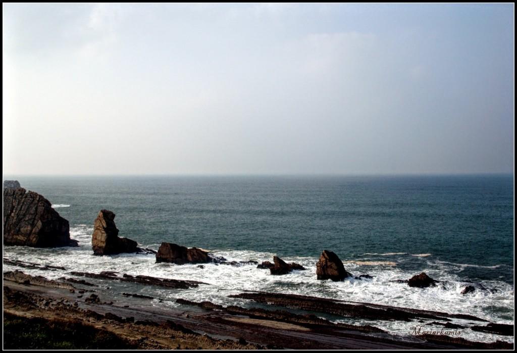Playa-La-Arnia114-1024x699 La Costa Quebrada (Cantabria) Rutas