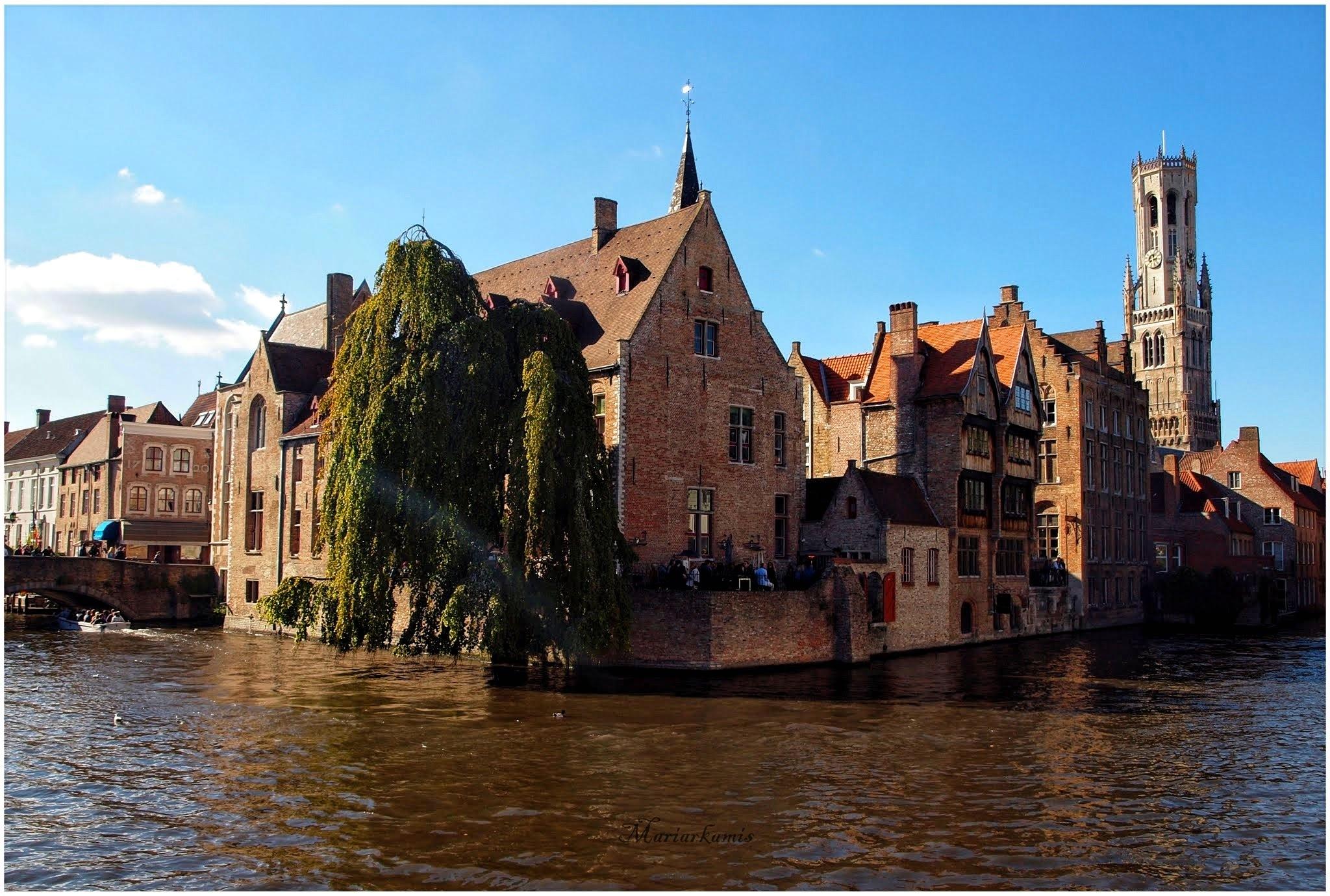 Muelles330-01 4 días en Gante y Brujas. Día 3: Visitamos Brujas Viajes