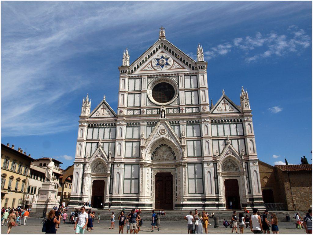 3FLSTACROCE07-1024x770 10 días en Florencia y Venecia. Florencia desde las alturas. Viajes