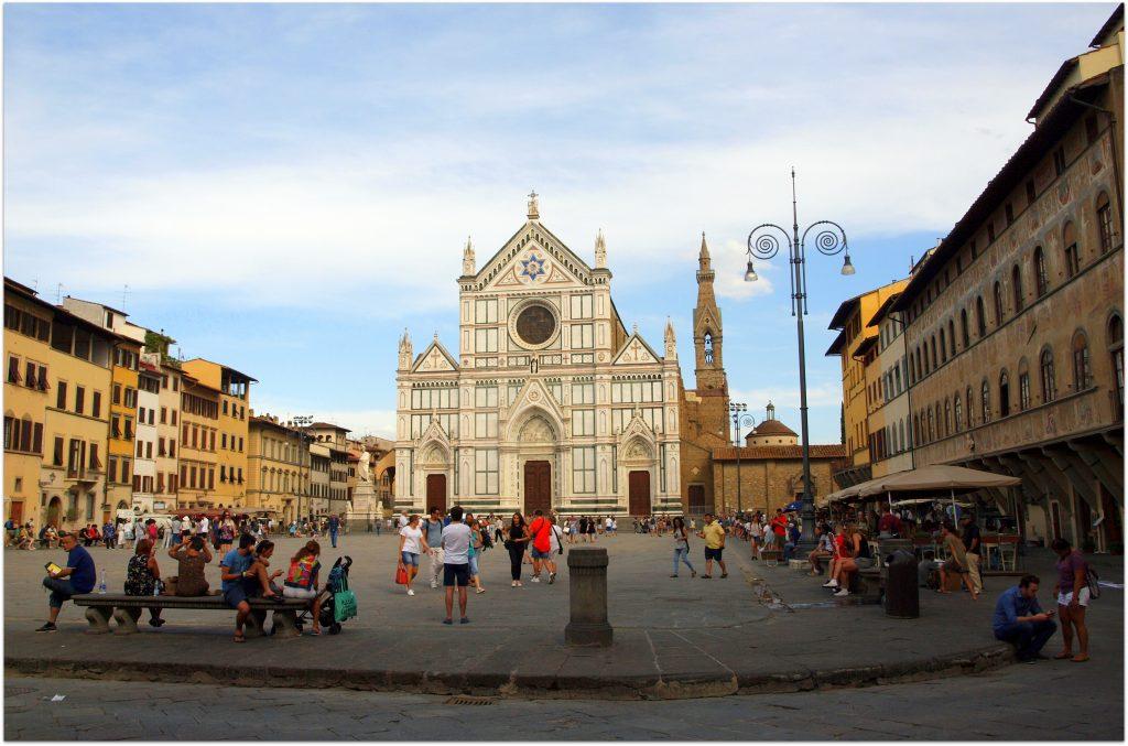 3FLSTACROCE40-1024x677 10 días en Florencia y Venecia. Florencia desde las alturas. Viajes