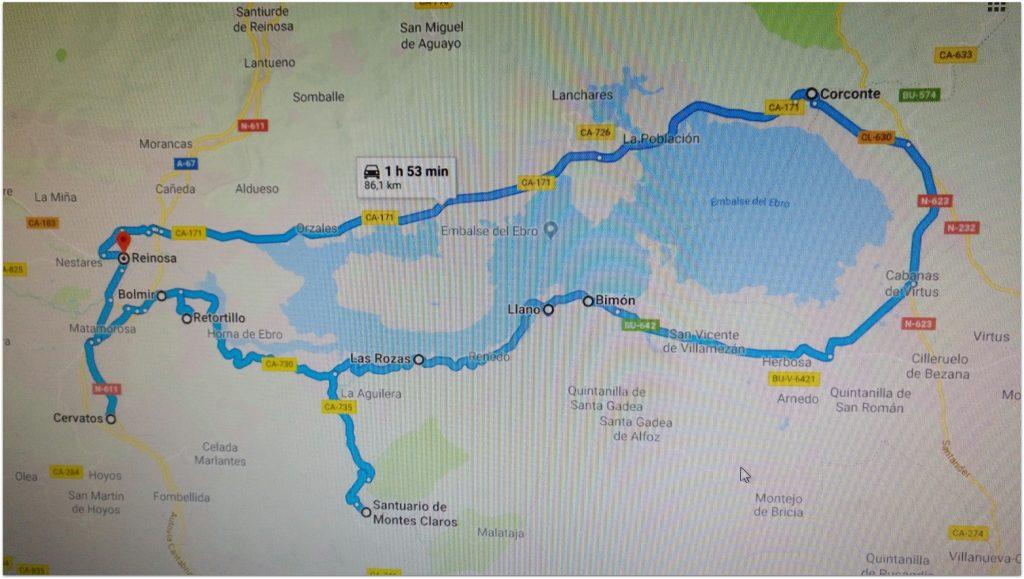 1Ruta-embalse-Rio-Ebro-1024x579 Rodeando el Embalse del Ebro Rutas