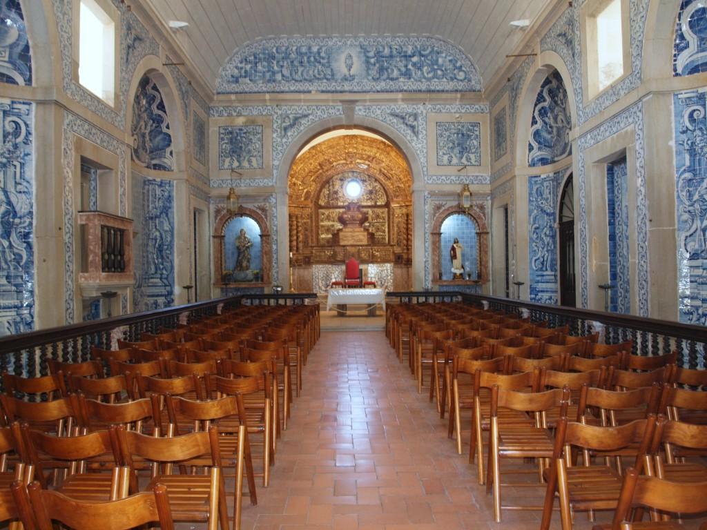 Castillo-Sesimbra-Iglesia-Santa-Maria-276-1024x768 Sesimbra: Azul, blanco y rojo Viajes