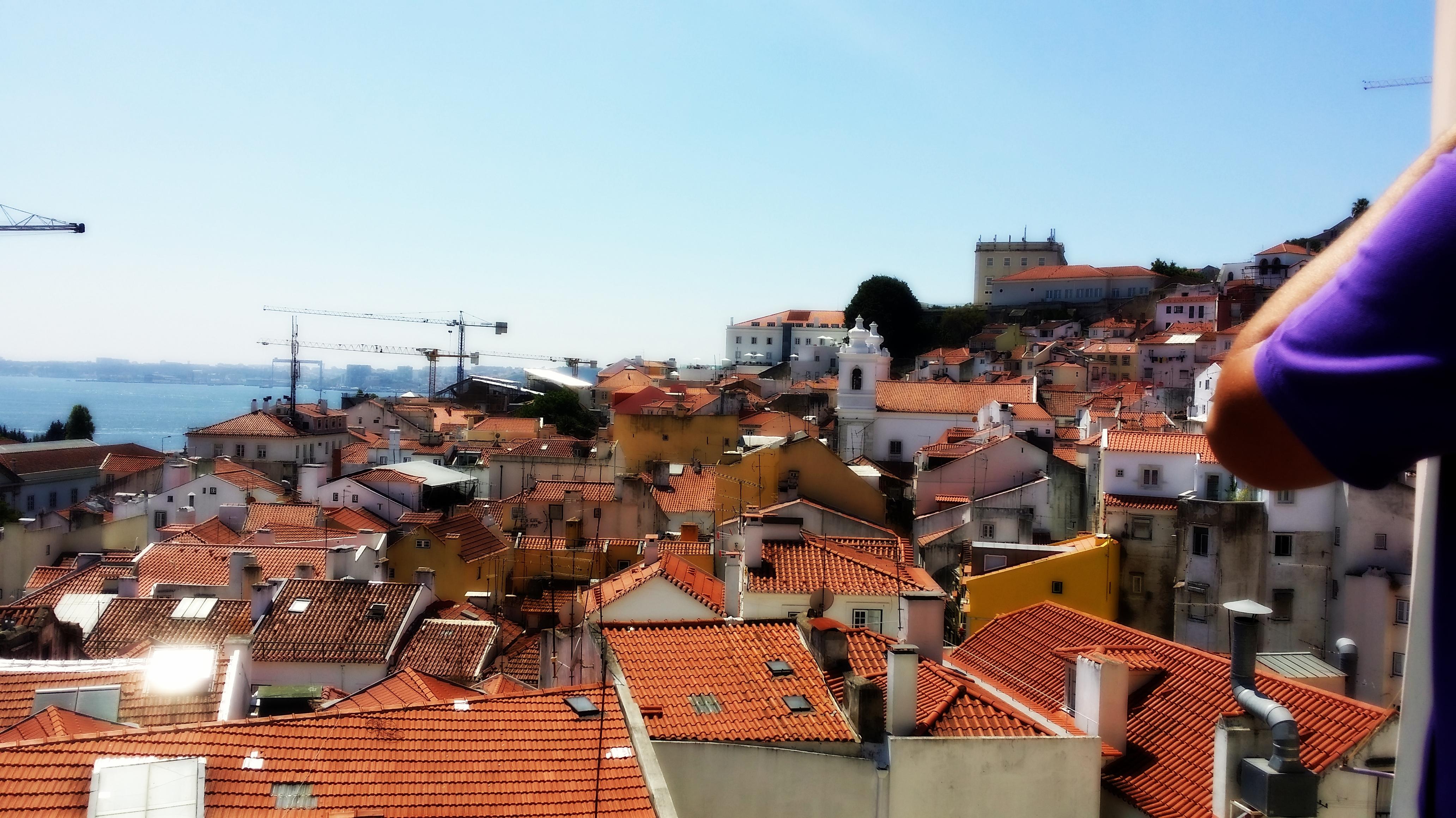 Lisboa-621 Lisboa. La ciudad blanca Viajes