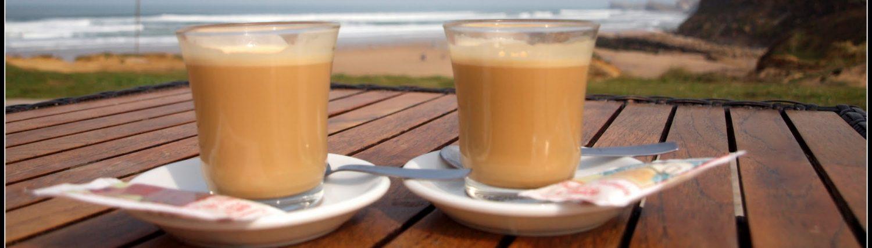 Vistas con Aroma a Café