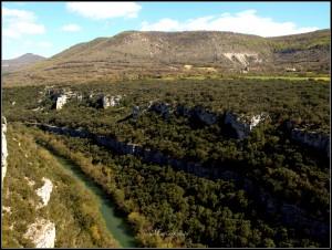 Cañon-del-rio-Ebro254-300x226 De paseo por Las Merindades Rutas