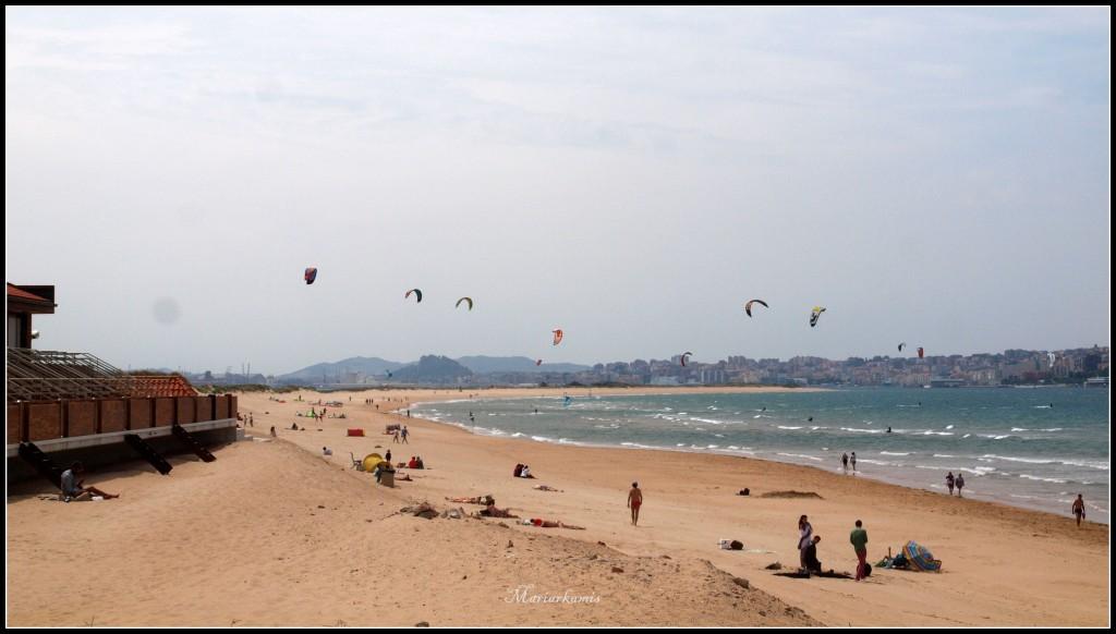 Somo-Playa76-1024x582 Ruta por los pueblos de Ribamontan al Mar Rutas