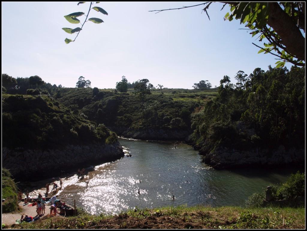 Playa-Guadamia-Pria531-1024x771 Ruta por Asturias: Lastres, Gulpiyuri, los bufones de Pria... Viajes