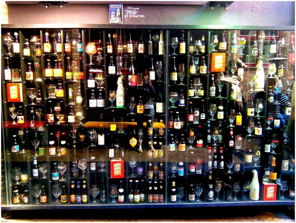 2be-Beer-WallWA0014-01-1024x770 4 días en Gante y Brujas. Día 3: Visitamos Brujas Viajes