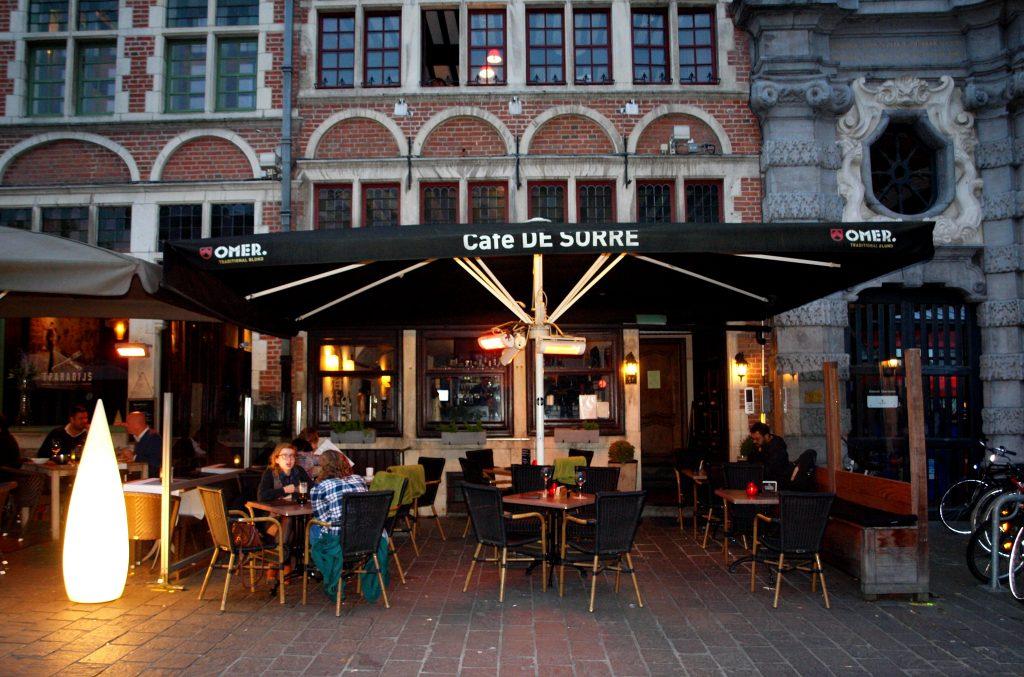 Cafetería062-1024x677 4 días en Gante y Brujas. Día 1: La llegada Viajes