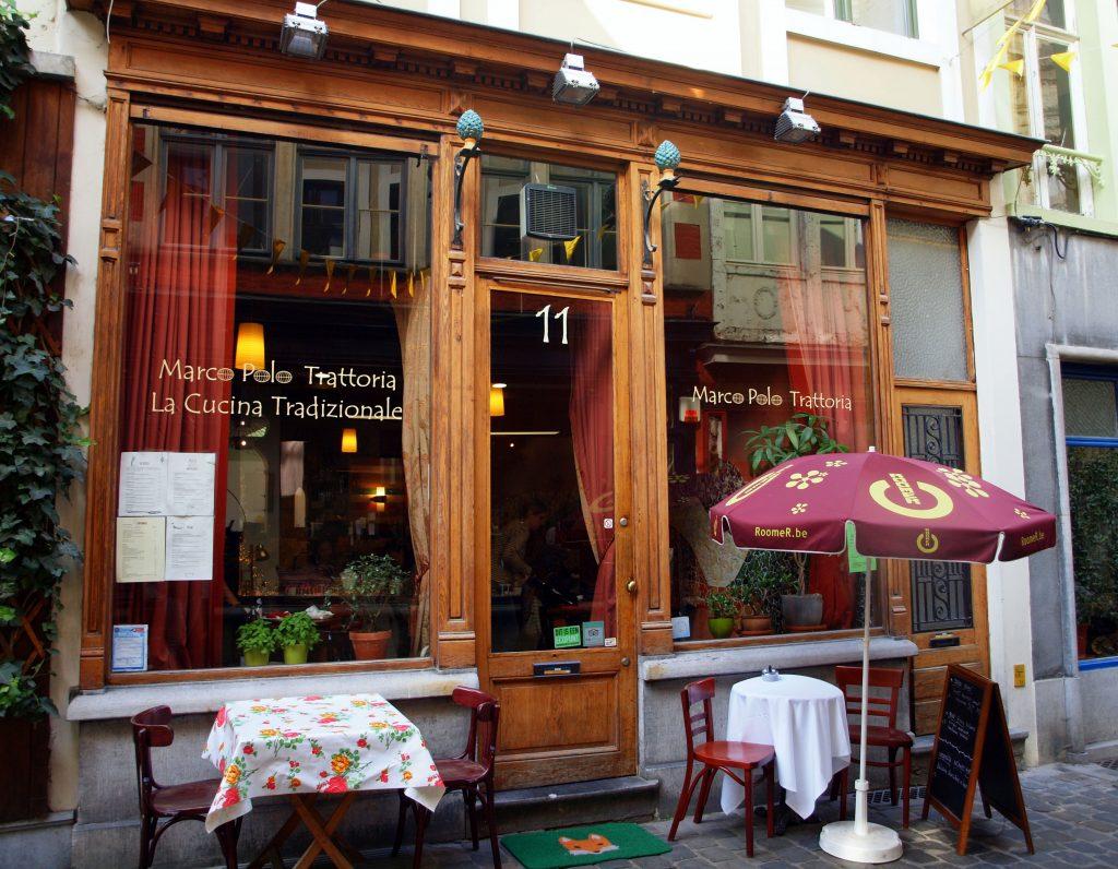 Cafetería106-1024x796 4 días en Gante y Brujas. Día 2: Free tour por Gante Free Tours Viajes