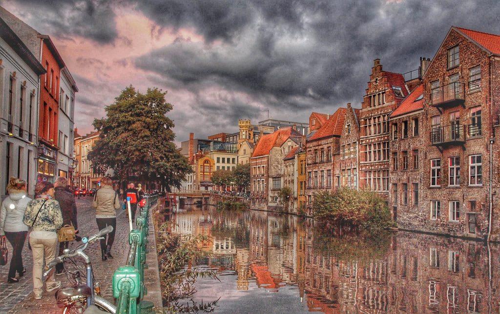 Canales229-01-1-1024x644 4 días en Gante y Brujas. Día 2: Free tour por Gante Free Tours Viajes