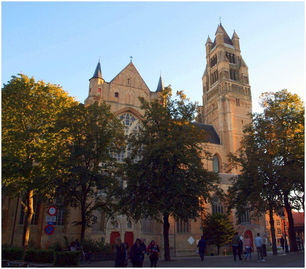 Catedral-de-San-Salvador432-1024x902 4 días en Gante y Brujas. Día 3: Visitamos Brujas Viajes