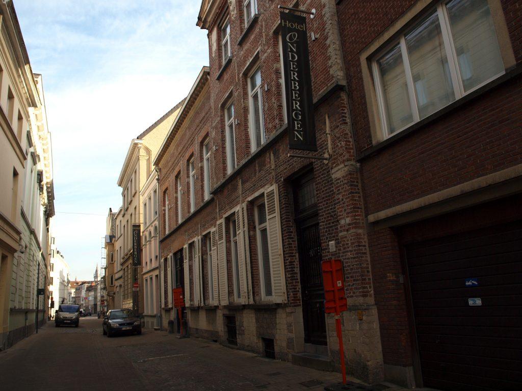 Hotel446-1024x768 4 días en Gante y Brujas. Día 1: La llegada Viajes