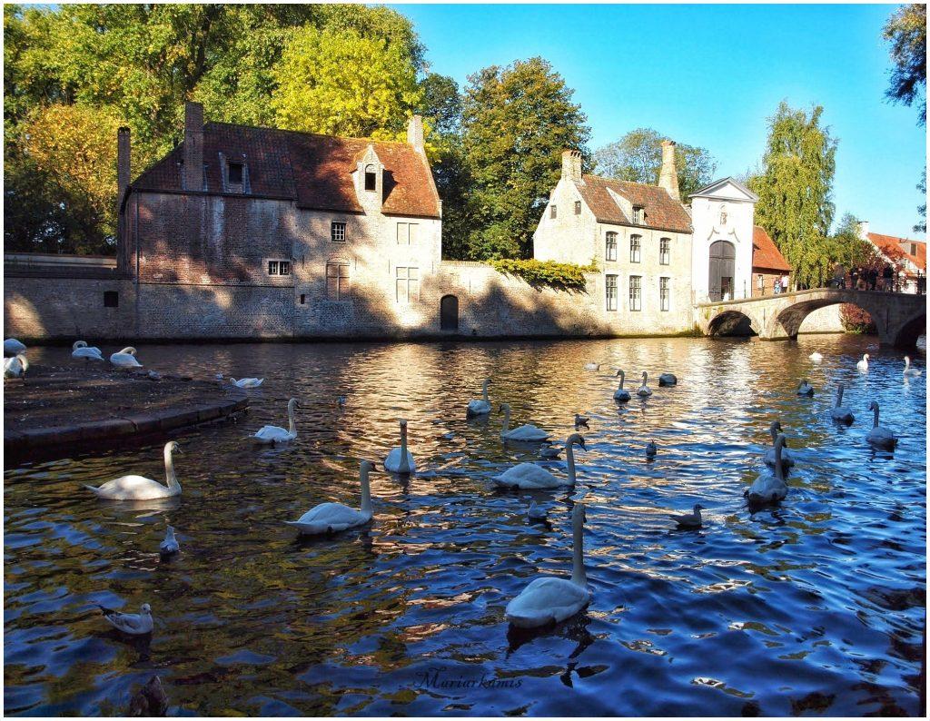 Minnewater246-01-1024x794 4 días en Gante y Brujas. Día 3: Visitamos Brujas Viajes