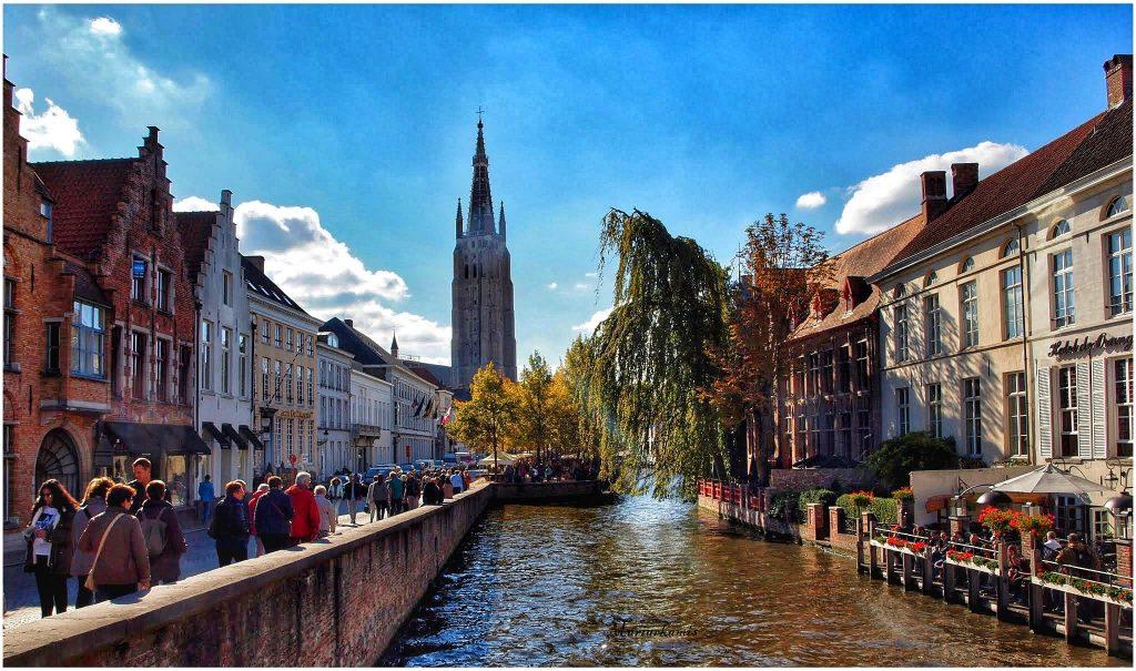 Muelles325-01-1024x605 4 días en Gante y Brujas. Día 3: Visitamos Brujas Viajes