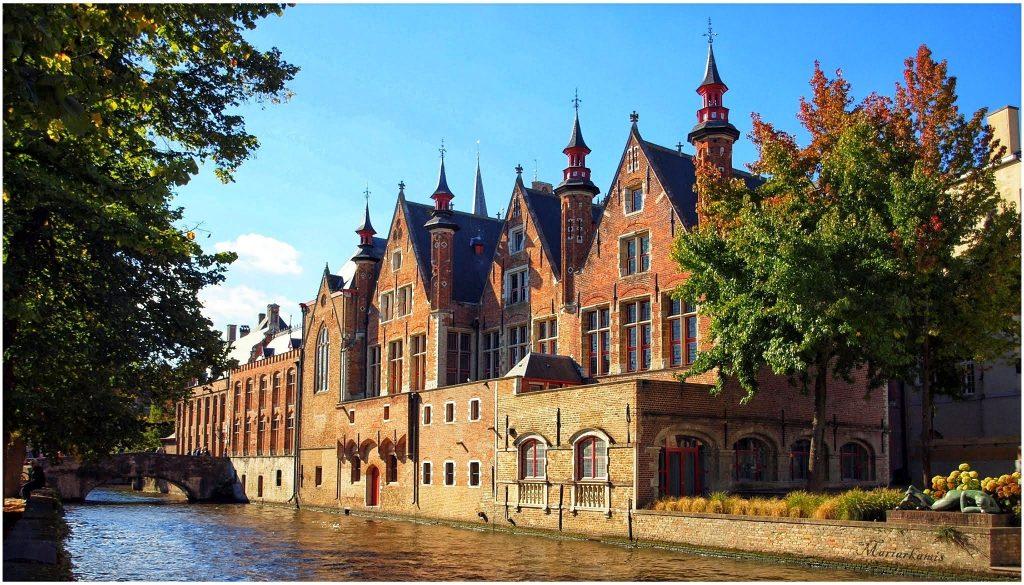 Muelles334-01-1024x585 4 días en Gante y Brujas. Día 3: Visitamos Brujas Viajes
