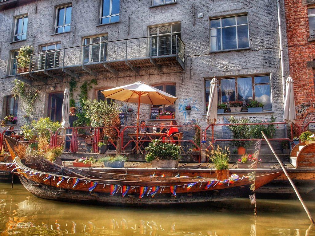 Paseo-fluvial132-1024x768 4 días en Gante y Brujas. Día 2: Free tour por Gante Free Tours Viajes