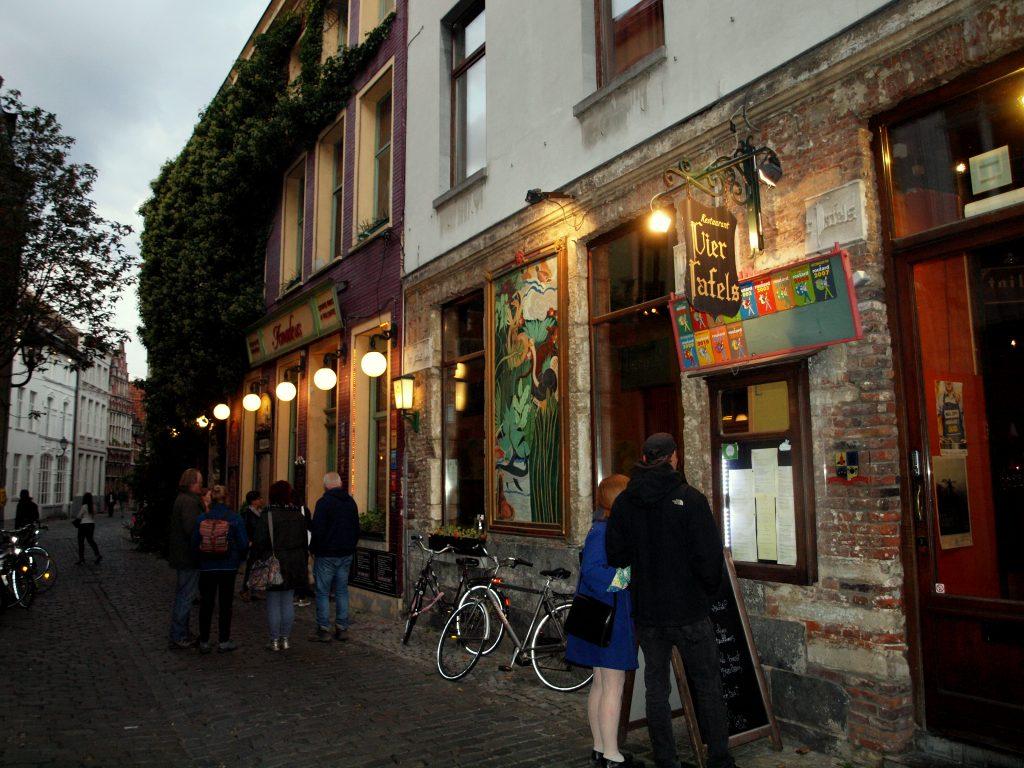 Patershol226-1024x768 4 días en Gante y Brujas. Día 2: Free tour por Gante Free Tours Viajes