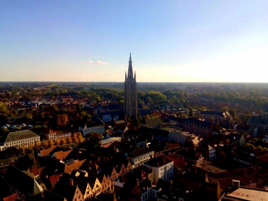 Torre-BelfortWA0016-1024x768 4 días en Gante y Brujas. Día 3: Visitamos Brujas Viajes