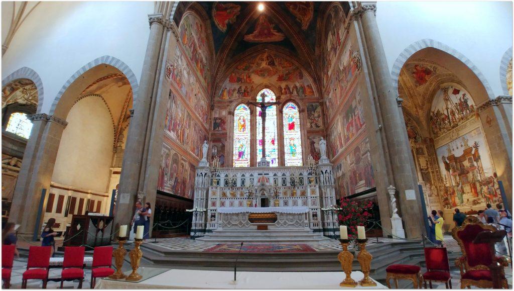 2FLSTAMARIANOVELLA19-1024x579 10 días en Florencia y Venecia. Llegamos a Florencia Viajes