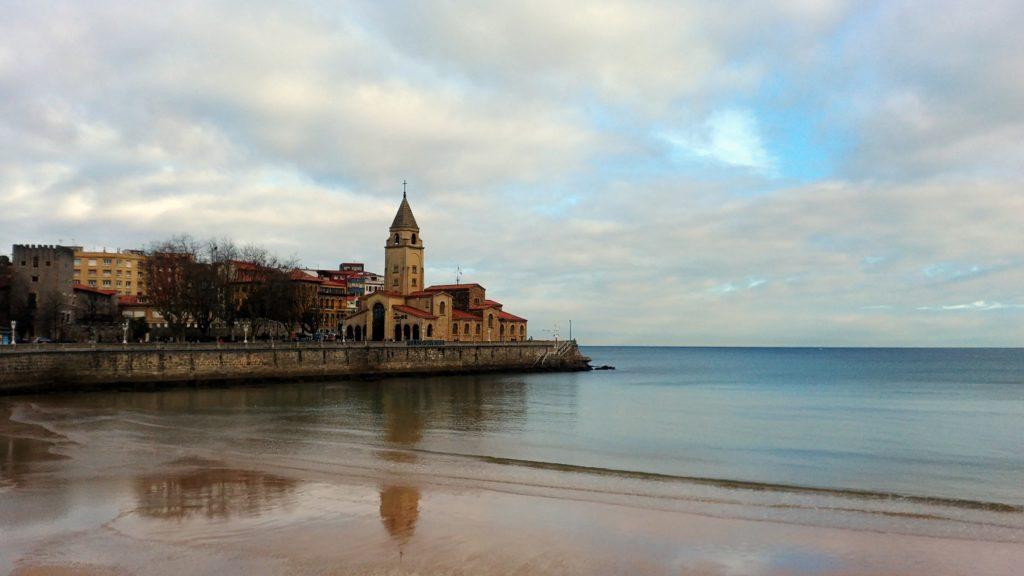 Gijon-Paseo-San-Lorenzo448-1024x576 Un finde en Xixón - Gijón (Asturias) Viajes