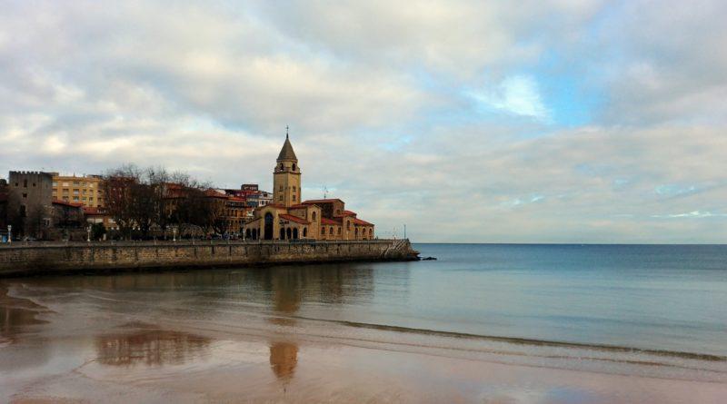 Gijon-Paseo-San-Lorenzo448-800x445 Un finde en Xixón - Gijón (Asturias) Viajes