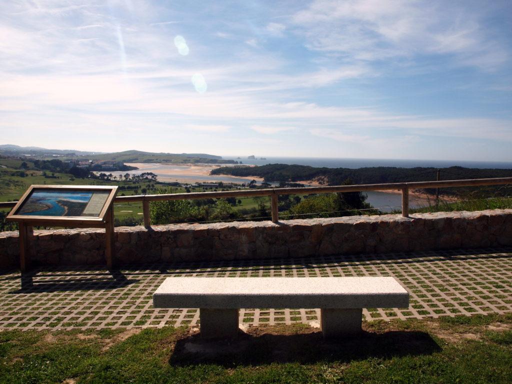 P1015147-1024x768 Bancos con vistas al Cantábrico Rutas