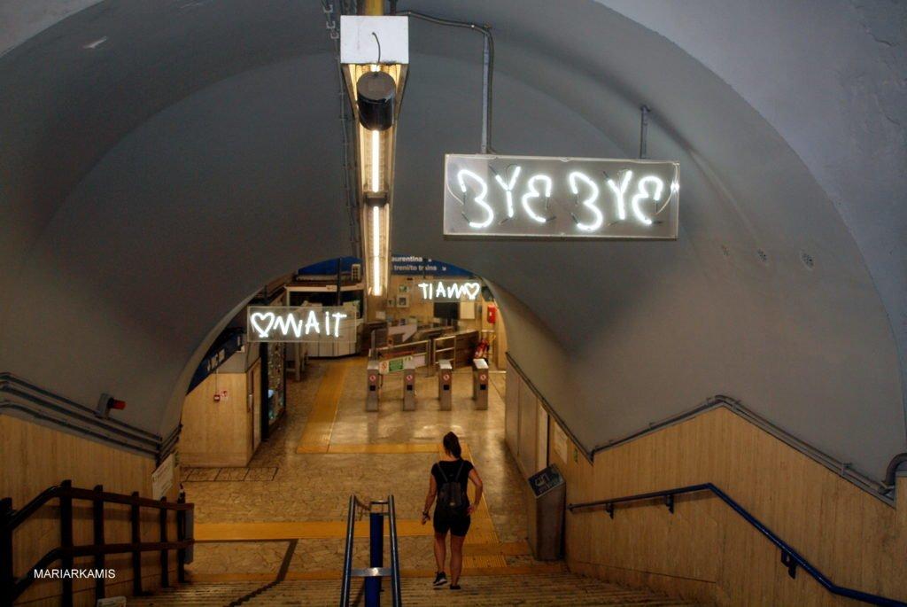 1ºCovour-metro363-1024x685 Consejos y otras cuestiones si vas a Roma Viajes