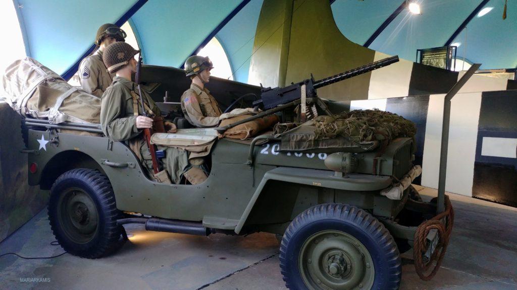 8Museo-Airborne012-1024x576 Ruta por Bretaña y Normandía en coche (2º parte) Viajes