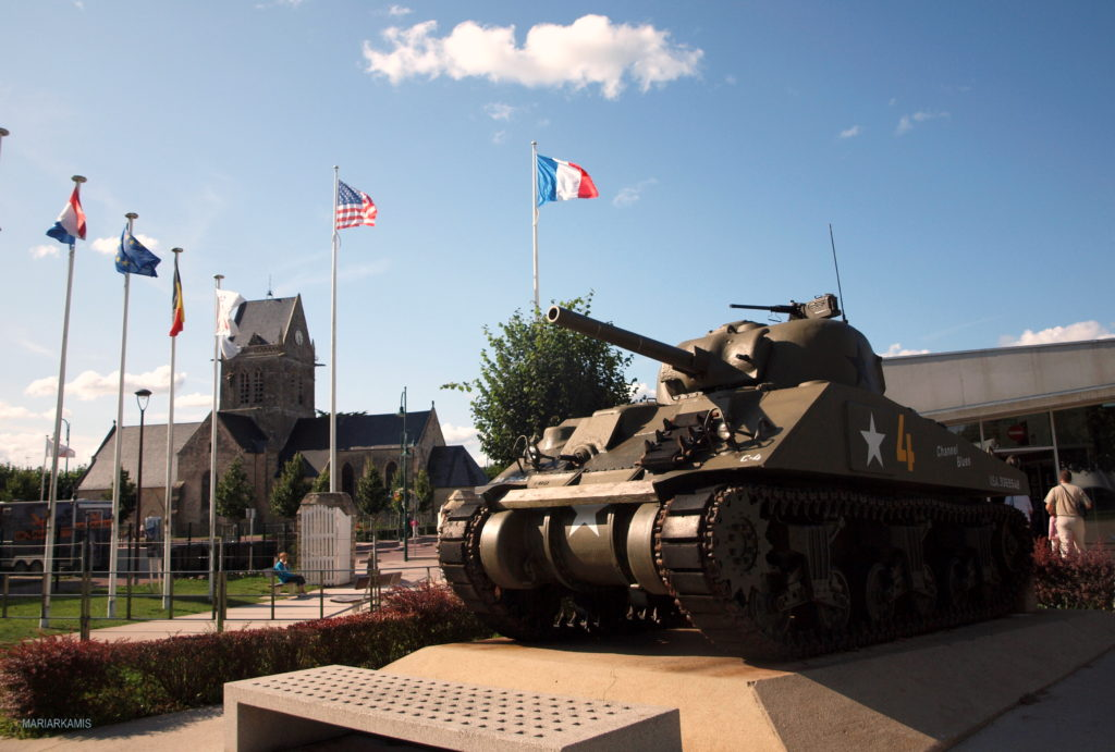 8Museo-Airborne082-1024x691 Ruta por Bretaña y Normandía en coche (2º parte) Viajes
