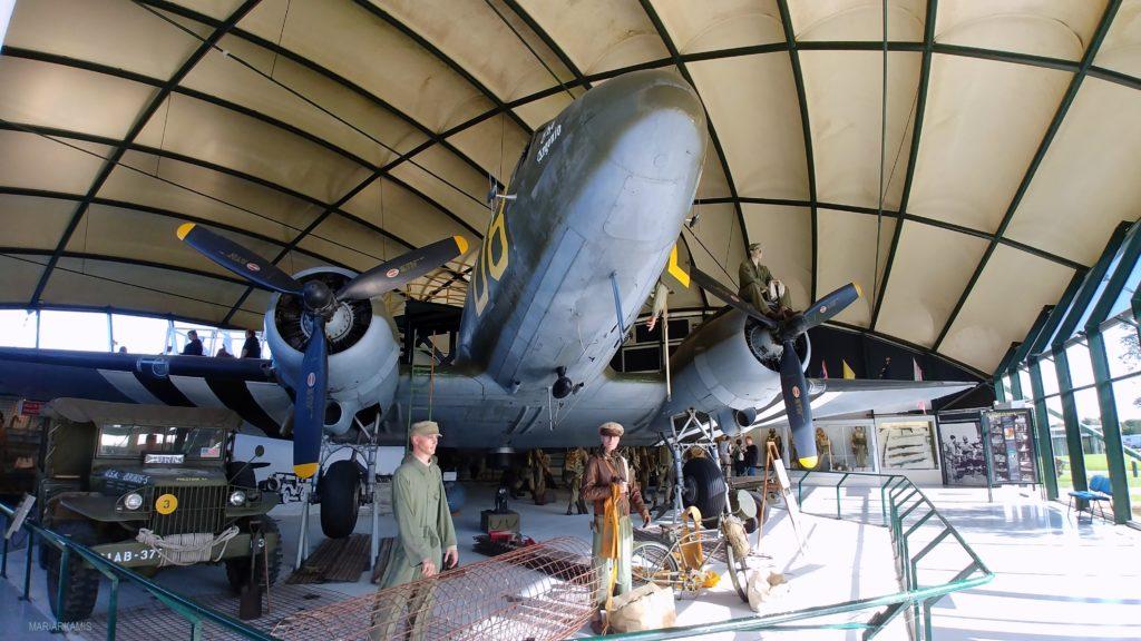 8Museo-Airborne5341-1024x576 Ruta por Bretaña y Normandía en coche (2º parte) Viajes