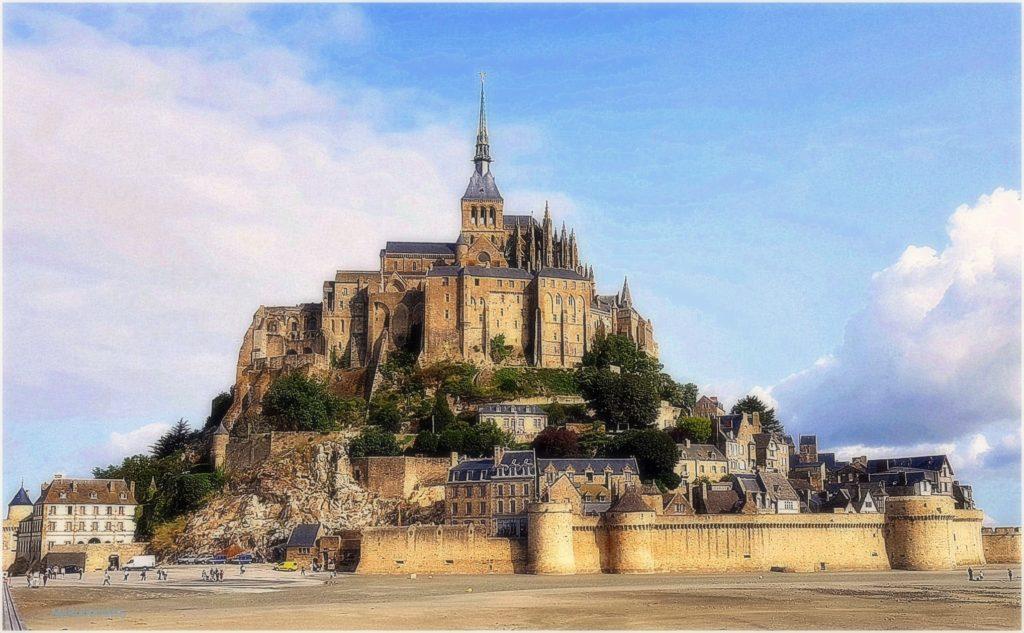 8St-Michel105-1024x633 Ruta por Bretaña y Normandía en coche (2º parte) Viajes