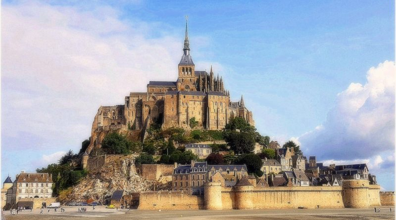 8St-Michel105-800x445 Ruta por Bretaña y Normandía en coche (2º parte) Viajes