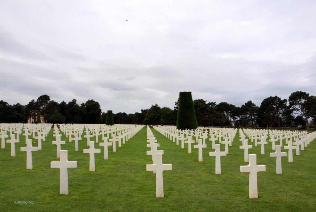 9Cementerio-Americano159-1024x687 Ruta por Bretaña y Normandía en coche (2º parte) Viajes