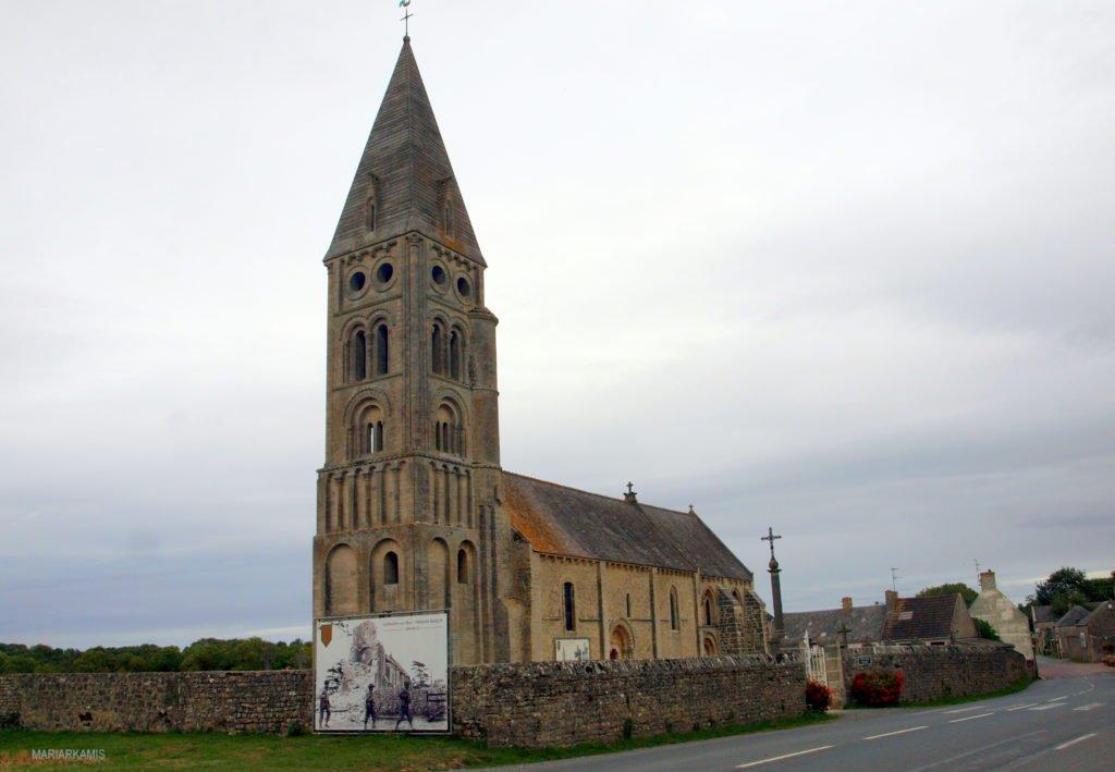 9Colleville-Sur-Mer191-1024x709 Ruta por Bretaña y Normandía en coche (2º parte) Viajes