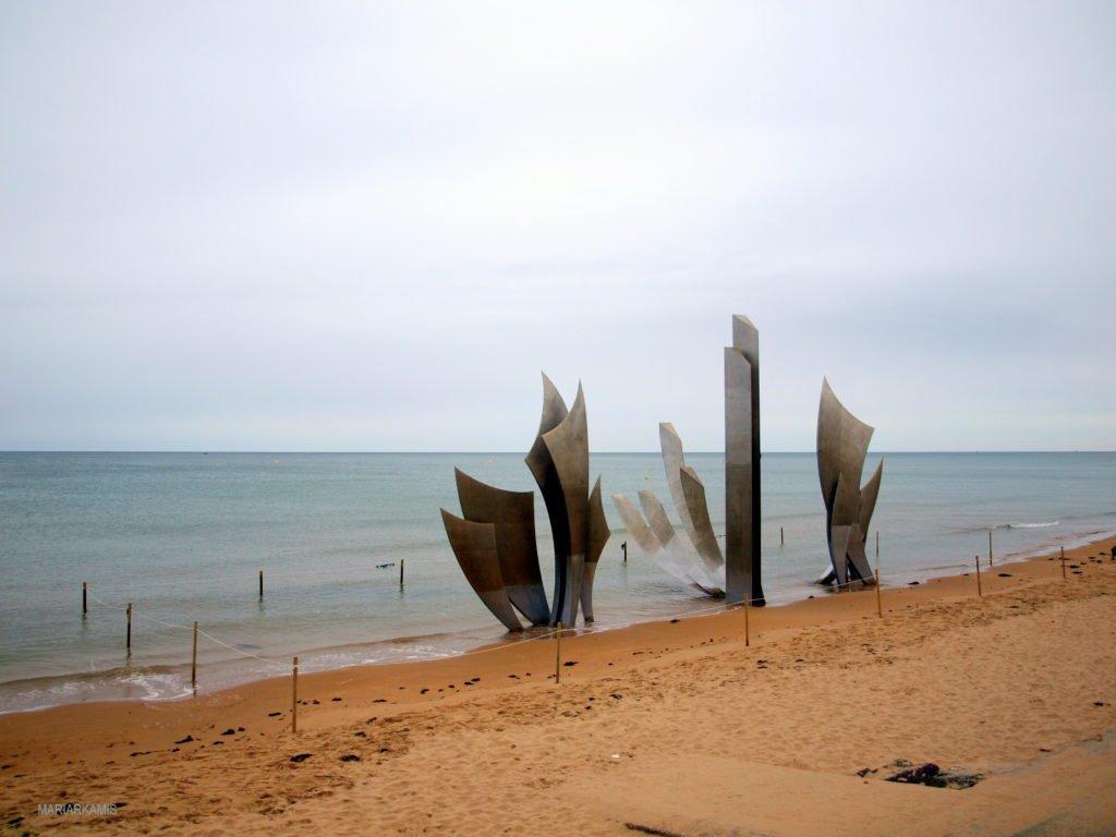 9Omaha-Beach126-1024x768 Ruta por Bretaña y Normandía en coche (2º parte) Viajes