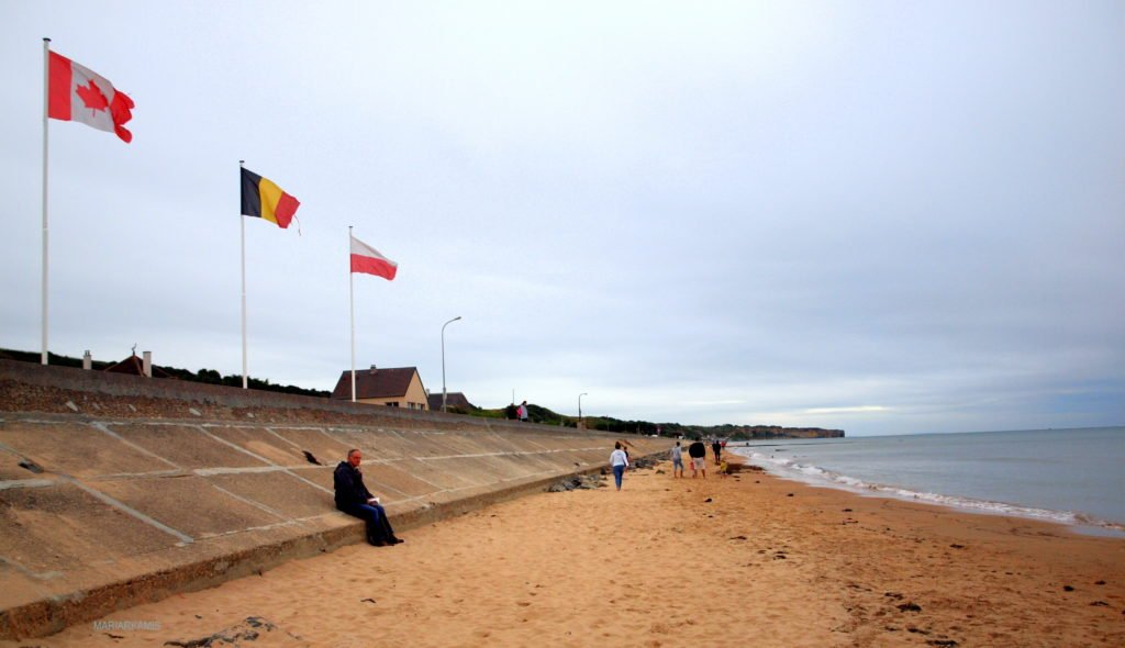 9Omaha-Beach127-1024x590 Ruta por Bretaña y Normandía en coche (2º parte) Viajes