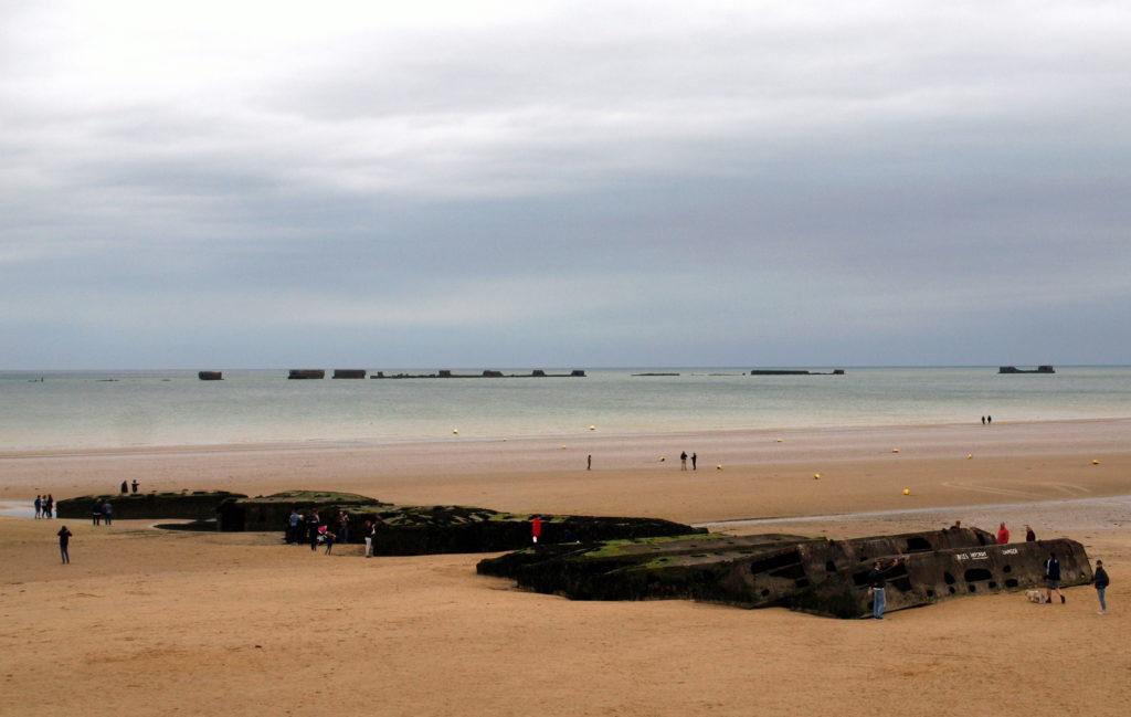 9Arromanches238-1024x649 Ruta por Bretaña y Normandía en coche (2º parte) Viajes