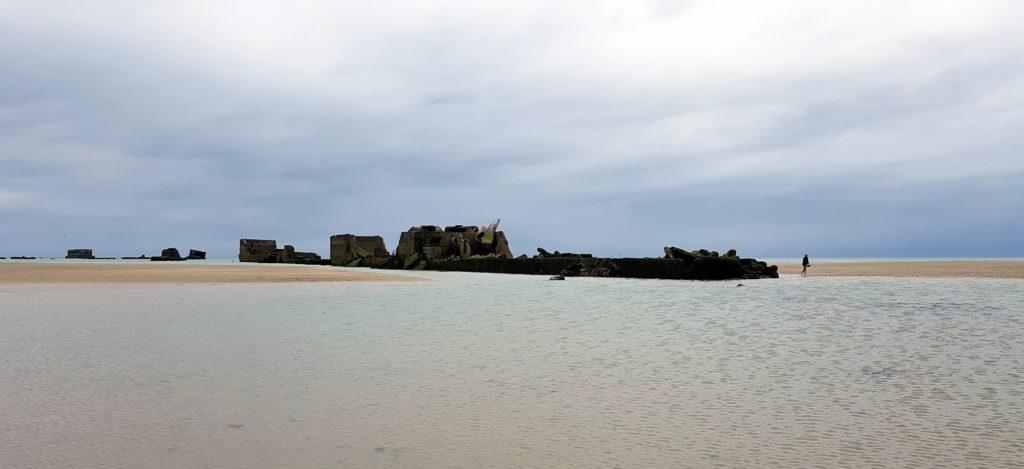 9Gold-Beach415-1024x469 Ruta por Bretaña y Normandía en coche (2º parte) Viajes